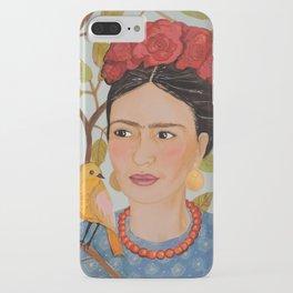viva Frida iPhone Case