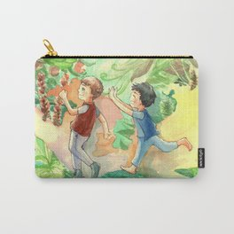 Best Friends for Life Carry-All Pouch
