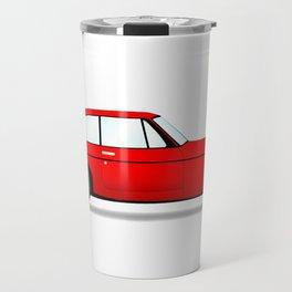 Sports Car Coupe Travel Mug