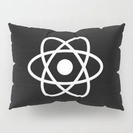 Atom | Science | Molecules Pillow Sham
