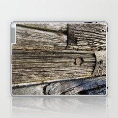 1000 year old wood Laptop & iPad Skin
