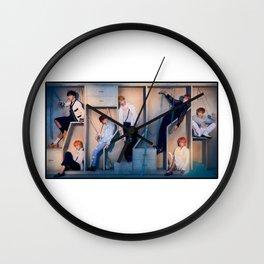 BTS Wall Clock