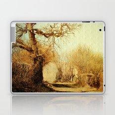 A Norfolk Lane Laptop & iPad Skin