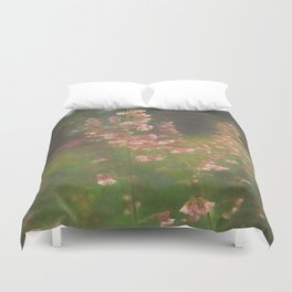 Morning Bells Duvet Cover