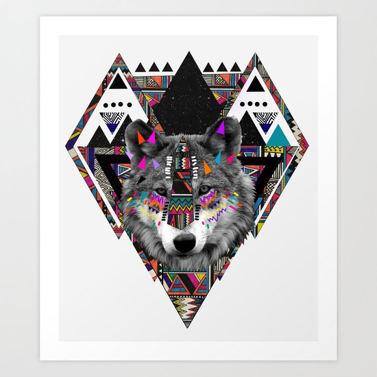 SPIRIT OF MOTION Art Print