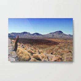Teide National Park Metal Print
