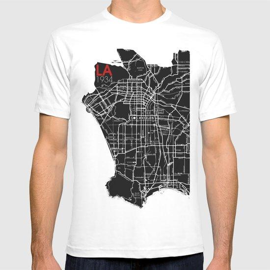 Los Angeles 1934 T-shirt