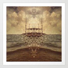 Imagination Island Art Print