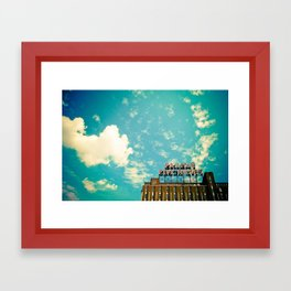 Farine Five Roses Framed Art Print