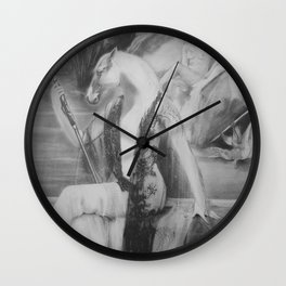 Hold up your truth and see Wall Clock