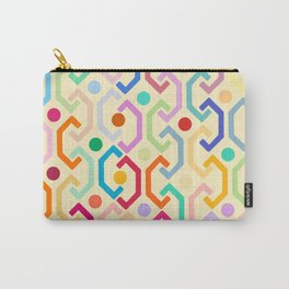 Ethnic Pattern (by day) Carry-All Pouch