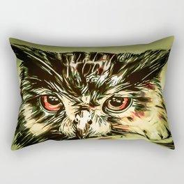 My Owl - Owliver Rectangular Pillow