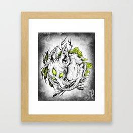 Lévriesque Framed Art Print