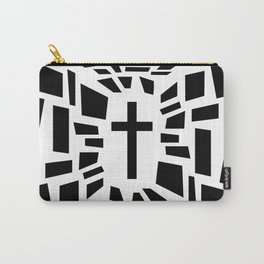Christian Cross Carry-All Pouch