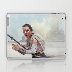 Rey (jakku scavenger) Laptop & iPad Skin