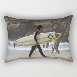 Surf  Rectangular Pillow