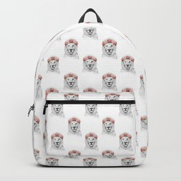 Festival lion Backpack