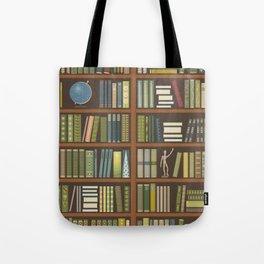 Grandmas bookshelf Tote Bag