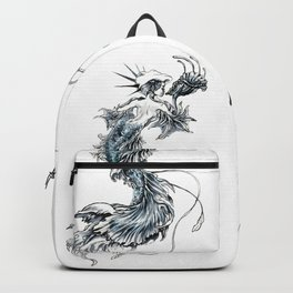 Mermaid Riot Backpack