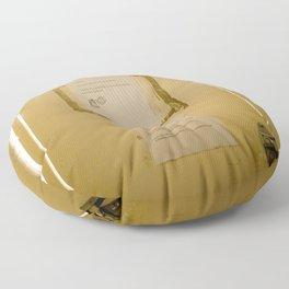Civil Service Floor Pillow
