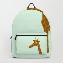 Design 221 - giraffe Backpack