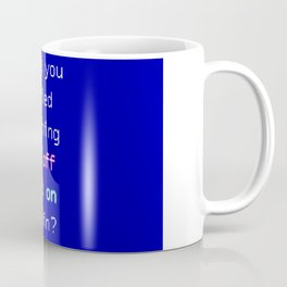 Tech suppor Coffee Mug