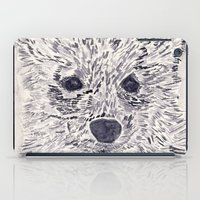 puppy iPad Cases featuring Puppy by echoes