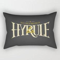 Hyrule Nation Rectangular Pillow