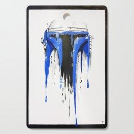 A blue hope 3 Cutting Board