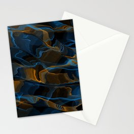 Air is Elemental Stationery Cards