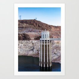 Hoover Dam I Art Print