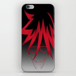 Grell Sutcliff iPhone Skin