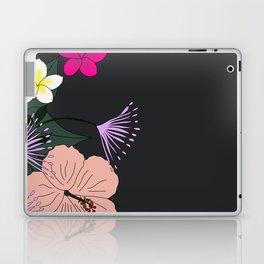 Night Flowers Laptop & iPad Skin