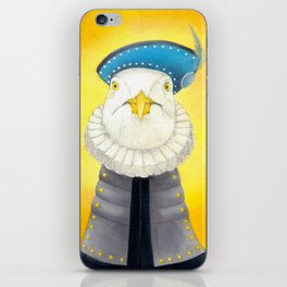 Sir Gull iPhone Skin
