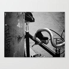 san fran grit Canvas Print