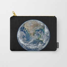 Planet Earth from Above Carry-All Pouch