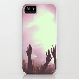 Pretty Lights iPhone Case