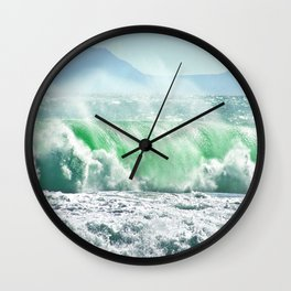 Emerald 2 Wall Clock
