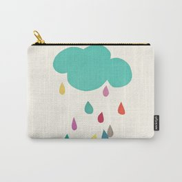 Sunshine and Showers Carry-All Pouch