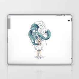 Daughter of the Sea Laptop & iPad Skin