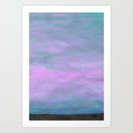 Slow Air Art Print