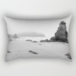 Trinidad State Beach Rectangular Pillow