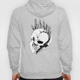 Skull #8 (Spill) Hoody