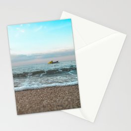 OCEAN - WAVE - RUNNERS - JET SKI - SEA - PHOTOGRAPHY Stationery Cards