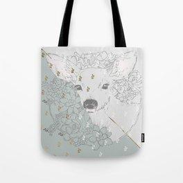 I Deerly Love You Tote Bag
