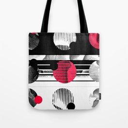 Decibel Tote Bag