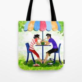 Summer Lovers Tote Bag