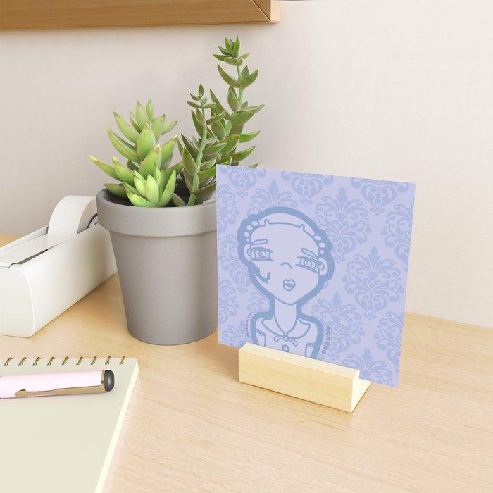 AGATHA Mini Art Print