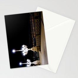 San Sebastian, Spain - Night Rider Stationery Cards