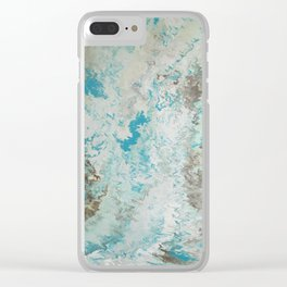 Fluid 1 Clear iPhone Case